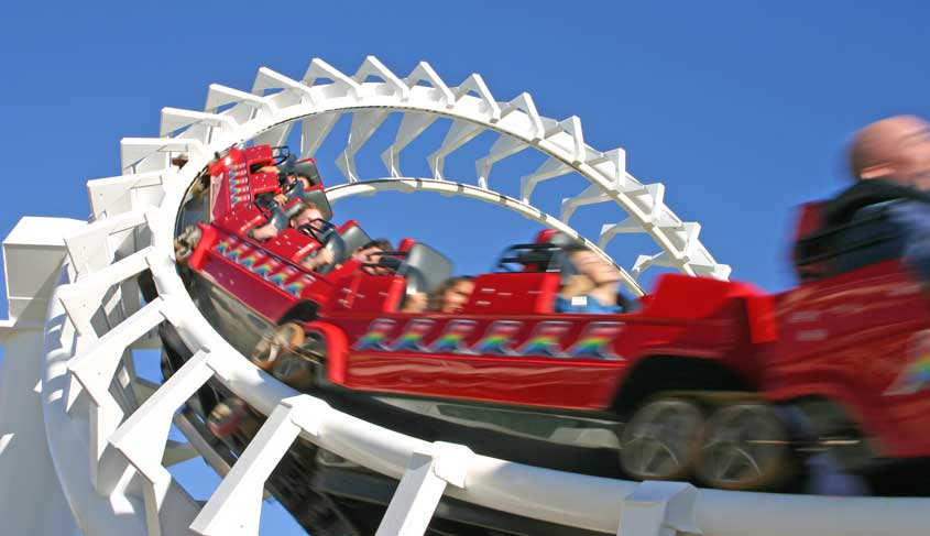 Australian Theme Parks and Attractions